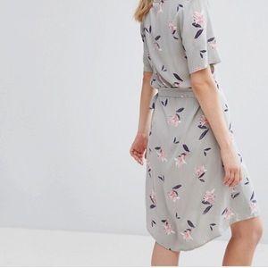 ASOS Vila Wrap Dress